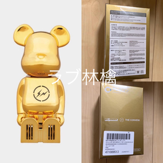 MEDICOM TOY - cleverin BE@RBRICK THE CONVENI fragment