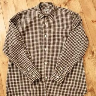 COMOLI - コモリ タータンチェックシャツ サイズ4