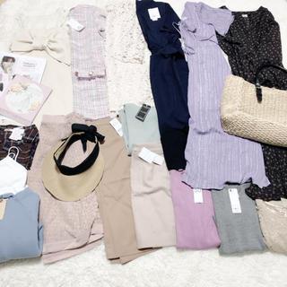 snidel - 大特価!総額約8万円!snidel など大人かわいい服など22点まとめ売り!