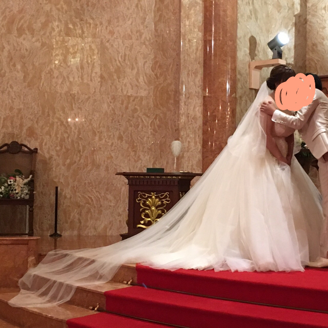 TAKAMI(タカミ)のタカミブライダル ベール レディースのフォーマル/ドレス(ウェディングドレス)の商品写真