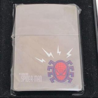 ジッポー(ZIPPO)のzippo SPIDER-MAN MARVEL  ジッポー スパイダーマン(タバコグッズ)