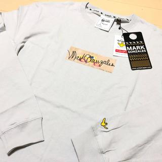 新品 XL Mark Gonzales マークゴンザレス BOXロゴ ロンT(Tシャツ/カットソー(七分/長袖))