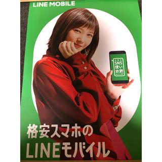 本田翼ポスター