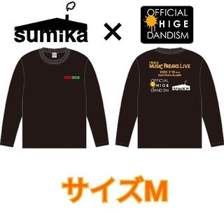 【新品】sumika×髭男 コラボロンT Mサイズ