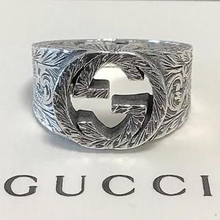 Gucci - 本日価格☆正規品☆GUCCI シルバーリング