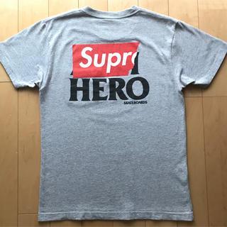 Supreme - Supreme Antihero Logo Pocket Tee