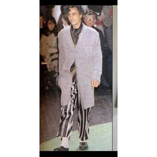 Yohji Yamamoto - ヨウジヤマモトプールオム スタンドカラーコート 94aw マリオネット期 メンズ