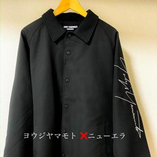ヨウジヤマモト(Yohji Yamamoto)の人気!ヨウジヤマモト❌ニューエラ コーチジャケット(その他)