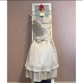 エメ(AIMER)のAIMER エメ ドレス・ペチコート・ショール3点セット(ミディアムドレス)