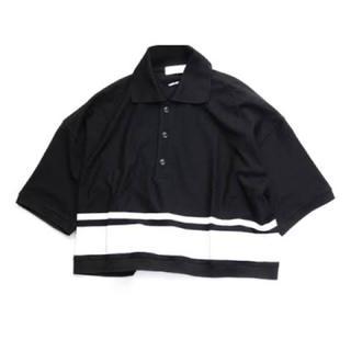 UNUSED - ネオンサイン ポロシャツ