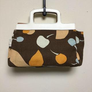 miumiu - used●ミュウミュウ miu miu オシャレ ハンドバッグ イタリア製