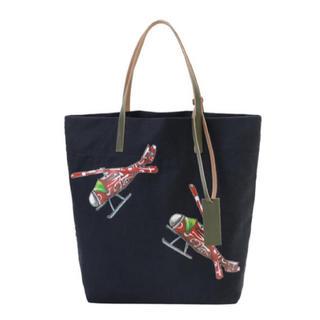 マルニ(Marni)の限定 美品 MARNI frank navin campus tote bag(トートバッグ)