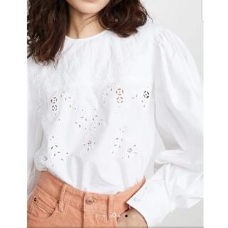 Isabel Marant - ファイナルセール!イザベルマラン エトワール 刺繍ブラウス 2019 日本未発売