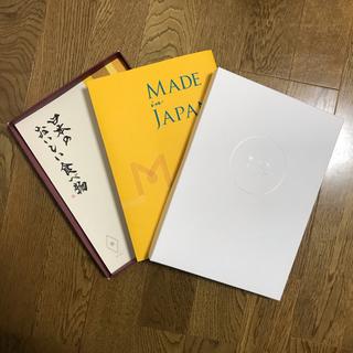 カタログギフト ギフトカタログ MADE in JAPAN 日本のおいしい食べ物