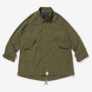 W)taps - サイズ3 DESCENDANT D-51M NYCO JACKET オリーブ