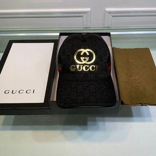 Gucci - GUCCI グッチ GGキャンパス キャップ