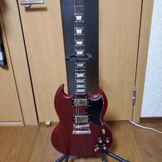 エピフォン(Epiphone)のEPIPHONE SG G-400(エレキギター)