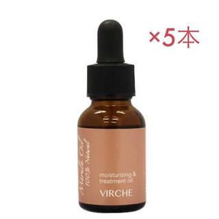 エトヴォス(ETVOS)のVIRCHE ヴァーチェ 高保湿年齢肌ケアオイル マルラオイル 5本セット(美容液)
