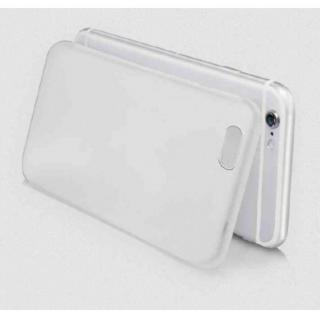 再入荷。新品!iphone7 軽量 スマホケース  耐衝撃カバー 高耐久性 透白(iPhoneケース)