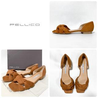 PELLICO - ■ほぼ未使用 2019SS 定5.7万 PELLICO ペリーコ サンダル 38