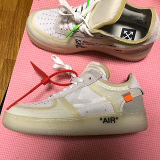air force NIKE off-white エアフォース