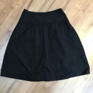 ロペ(ROPE)のROPE ロペ  スカート  大きいサイズ(ひざ丈スカート)