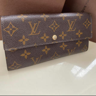 LOUIS VUITTON - 正規品ルイヴィトン 長財布 カード10