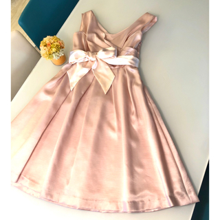 エメ(AIMER)のピンクドレス☆    ルネ  フォクシー  (ミディアムドレス)