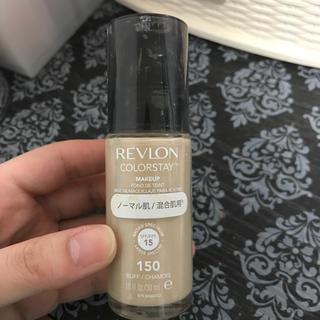 レブロン(REVLON)のレブロン カラーステイ メイクアップ 150 バフ(1コ入)(ファンデーション)