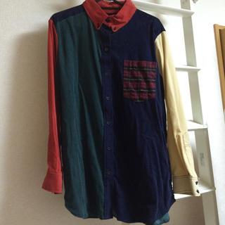アングリッド(Ungrid)のマルチカラーシャツ(シャツ/ブラウス(長袖/七分))