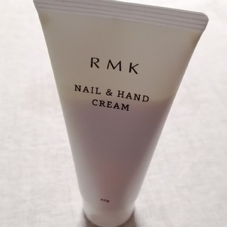 アールエムケー(RMK)のRMK【数回使用】ネイル&ハンドクリーム LC 60g(ハンドクリーム)