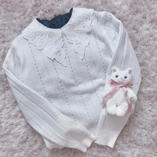 Santa Monica - 本日限定 レア white knit