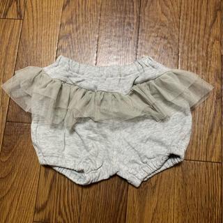 西松屋 - 西松屋♡ベビー ショートパンツ かぼちゃパンツ 60cm〜70cm