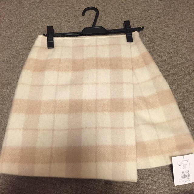 MERCURYDUO(マーキュリーデュオ)のMERCURYDUO  チェックスカート レディースのスカート(ミニスカート)の商品写真
