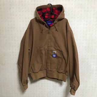 COMME des GARCONS - Carhartt × paccbet active jacket Brown S