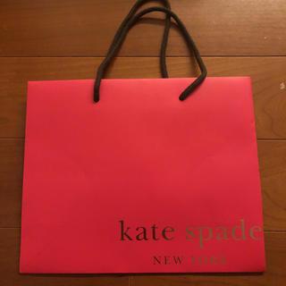 ケイトスペードニューヨーク(kate spade new york)のケイトスペード ショップ袋 紙袋(ショップ袋)