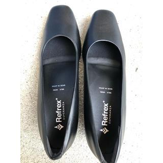 エスペランサ(ESPERANZA)の【新品】神戸靴 ふわふわの履き心地 フォーマル シューズ 25.5cm パンプス(ハイヒール/パンプス)
