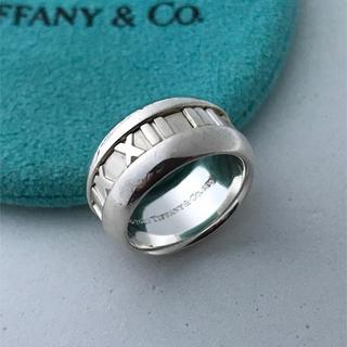 ティファニー(Tiffany & Co.)のTiffany ニューアトラスリング 6号(リング(指輪))