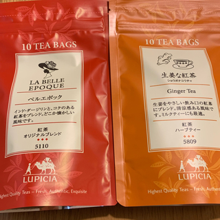 LUPICIA - ルピシア フレーバードティー 10 TEA BAGS