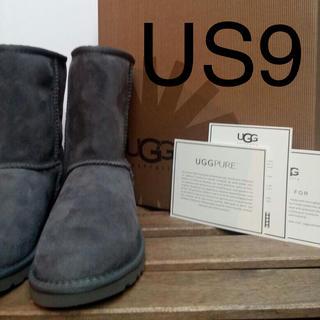 アグ(UGG)のUGG クラシックショート US9 灰(ブーツ)