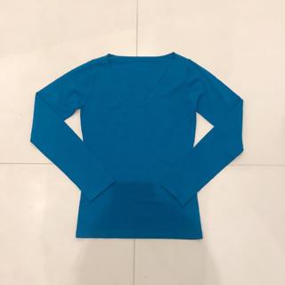 LE CIEL BLEU - Le ciel blue ルシェルブルー ブルー ニット 新品未使用