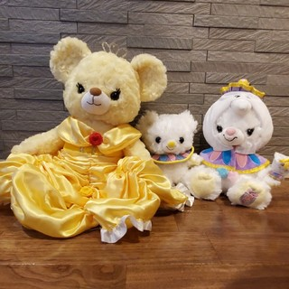 Disney - ユニベア 美女と野獣 ベル ディズニーストア コスチューム