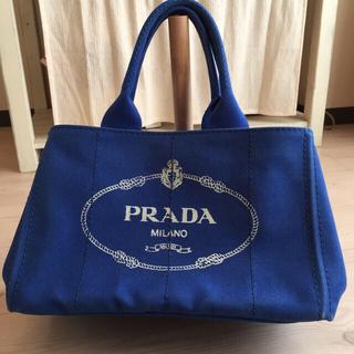 PRADA - PRADA(プラダ)   CANAPA   トートバッグ