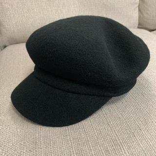 dholic - 新品 試着のみ nuebyas キャスケット 帽子