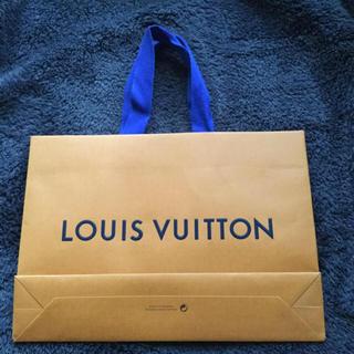 LOUIS VUITTON - Louis Vuitton  ルイヴィトン 新品紙袋 ショップ袋