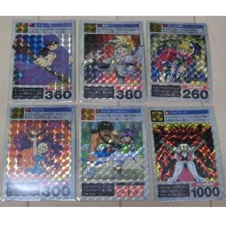 スクウェアエニックス(SQUARE ENIX)のドラゴンクエスト5 カードダス 1弾 キラ コンプ ドラクエ ユアストーリー(カード)