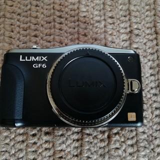 Panasonic - Panasonic LUMIX GF-6