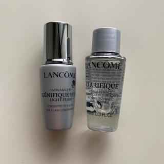 ランコム(LANCOME)のLANCOME 美容液 化粧水 サンプル(サンプル/トライアルキット)