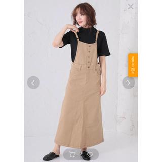 DONOBANサロペットスカート(サロペット/オーバーオール)