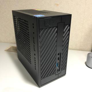 自作ミニパソコン ASRock Desk Mini110